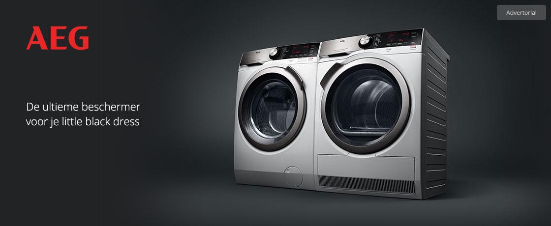 Goede Maak kennis met de 9000-serie wasmachine van AEG DZ-49